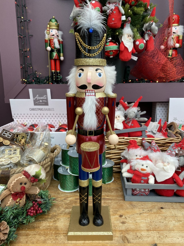 Christmas nutcracker Large