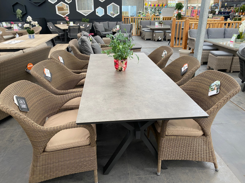 4 Seasons- Sussex 6 Seater Dining